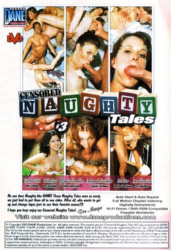 Censored Naughty Tales #3: Watch and Download This DVD Instantly