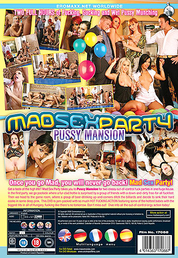 VideoArtHolland  Mad Sex Party  Pussy Mansion.