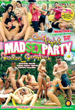 mad sex party: catfight garden gangfuck