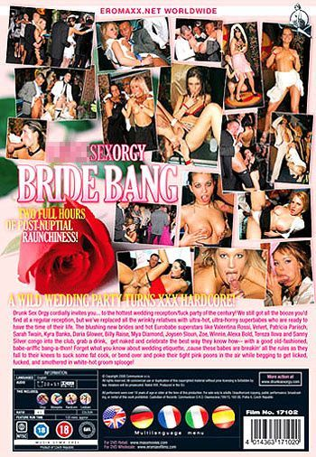 Drunk Sex Orgy Bride Bang.