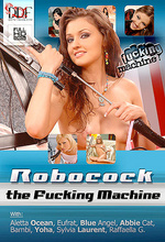 Robocock The Fucking Machine