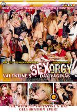 sex orgy valentines day vaginas