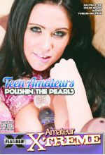 teen amateurs polishin the pearls