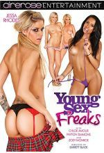 young sex freaks