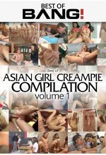 best of asian girl creampie compilation vol 1