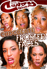 chocolate frosted faces