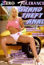 grand theft anal #1