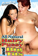 all natural hairy pussy and big tits