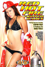 red hot fire fighter babes